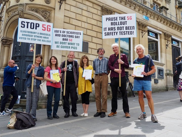 Frome Stop 5G Campaign