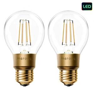 Wifi light bulbs that listen to you