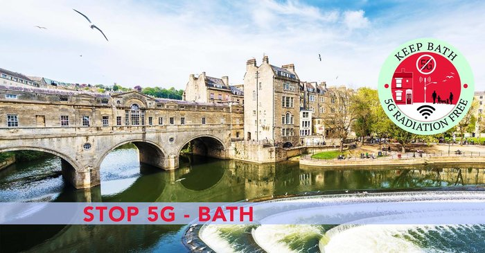 Stop 5G Bath