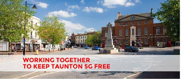 Stop 5G Taunton